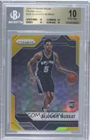 Dejounte Murray /10 [BGS 10]