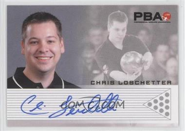 2008 Rittenhouse PBA Autographs #CHLO - [Missing]