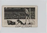 Jess Willard vs. Jack Johnson [Good to VG‑EX]