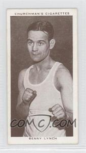 1938 Churchman's Boxing Personalities - Tobacco [Base] #27 - Benny Lynch