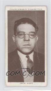 1938 Churchman's Boxing Personalities - Tobacco [Base] #42 - Jack Hart [GoodtoVG‑EX]