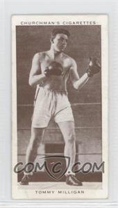 1938 Churchman's Boxing Personalities Tobacco [Base] #29 - [Missing] [GoodtoVG‑EX]