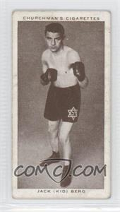 1938 Churchman's Boxing Personalities Tobacco [Base] #4 - [Missing] [Good to VG‑EX]