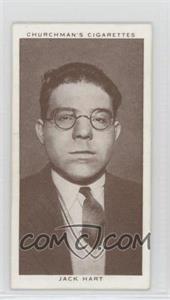 1938 Churchman's Boxing Personalities Tobacco [Base] #42 - Jack Hart
