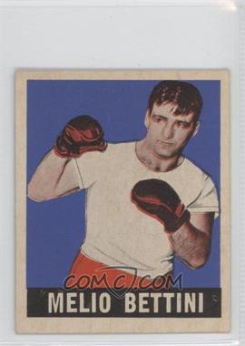 1948 Leaf - [Base] #36 - Melio Bettini