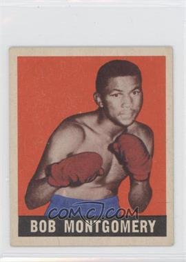 1948 Leaf - [Base] #44 - Bob Montgomery