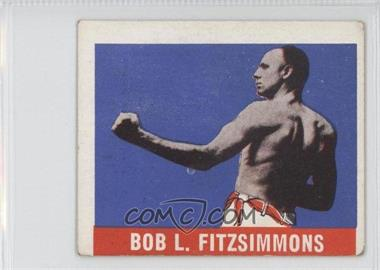 1948 Leaf - [Base] #63 - Bob L. Fitzsimmons [Good to VG‑EX]