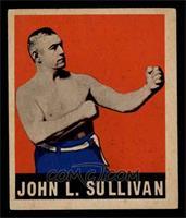 John L. Sullivan [EX]