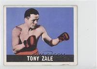 Tony Zale [Good to VG‑EX]