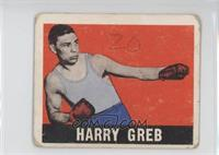 Harry Greb [Good to VG‑EX]