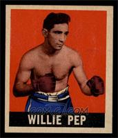 Willie Pep [VGEX]