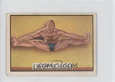 1951 Topps Ringside - [Base] #53 - Antonino Rocca [GoodtoVG‑EX]