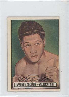 1951 Topps Ringside - [Base] #57 - Bernard Docusen