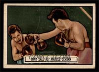 Tony Zale, Marcel Cerdan [GOOD]
