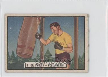 1951 Topps Ringside #65 - Fitzie Pruden [Poor to Fair]