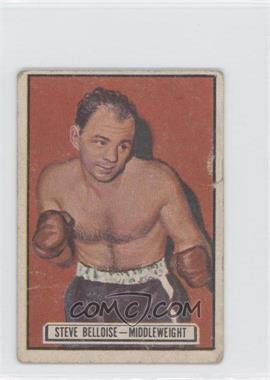 1951 Topps Ringside #68 - [Missing]