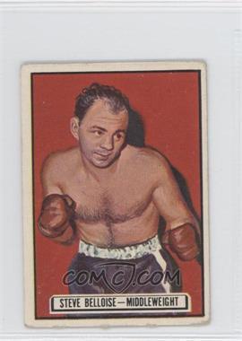 1951 Topps Ringside #68 - Steve Belloise