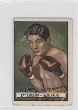 1951 Topps Ringside #79 - [Missing] [Poor to Fair]