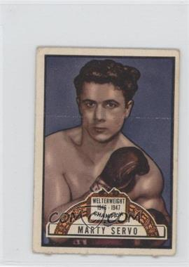 1951 Topps Ringside #93 - [Missing] [Good to VG‑EX]
