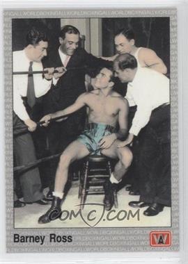 1991 All World Boxing - [Base] #130 - Barney Ross