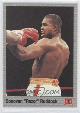 1991 All World Boxing - [Base] #131 - Donovan Ruddock