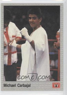 1991 All World Boxing - [Base] #59 - Michael Carbajal