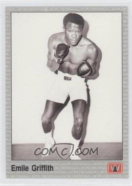 1991 All World Boxing - [Base] #89 - Emile Griffith