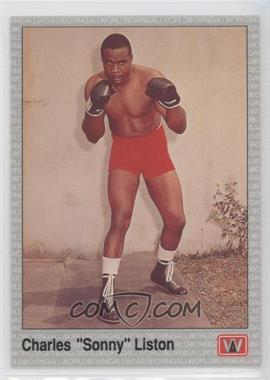 1991 All World Boxing [???] #102 - Charles Liston