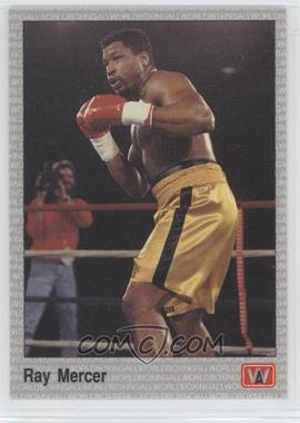 1991 All World Boxing [???] #113 - [Missing]