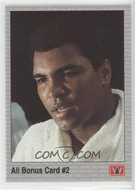 1991 All World Boxing [???] #22 - [Missing]