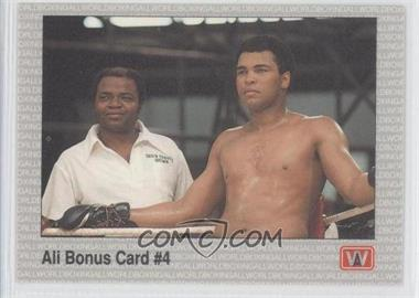 1991 All World Boxing [???] #44 - [Missing]