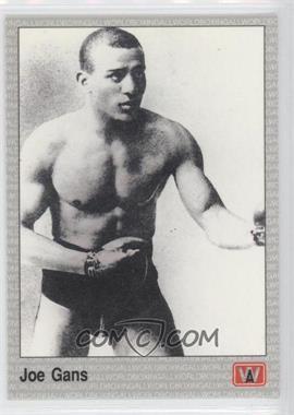 1991 All World Boxing [???] #84 - Joe Gans