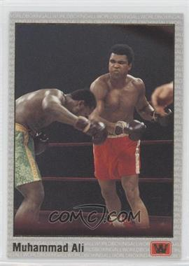 1991 All World Boxing Promos #NoN - Muhammad Ali, Al Unser Jr.