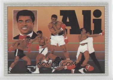 1991 All World Boxing #1 - Checklist (Muhammad Ali)