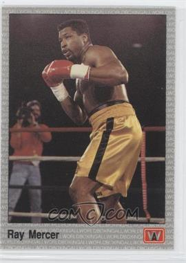 1991 All World Boxing #113 - Ray Mercer