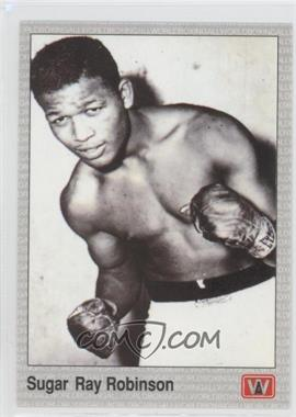 1991 All World Boxing #123 - Sugar Ray Robinson