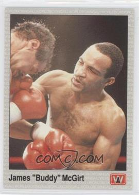1991 All World Boxing #128 - James McGirt