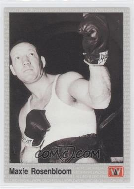 1991 All World Boxing #129 - Maxie Rosenbloom