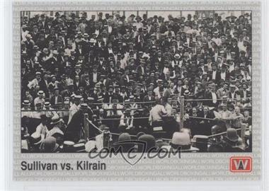 1991 All World Boxing #139 - Sullivan vs. Kilrain