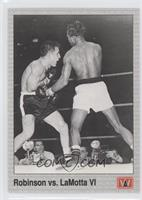 Sugar Ray Robinson, Jake LaMotta