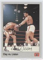 Cassius Clay, Sonny Liston