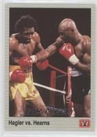 Hagler vs. Hearns