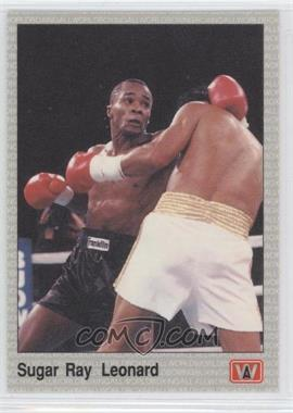 1991 All World Boxing #24 - Sugar Ray Leonard