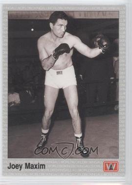 1991 All World Boxing #28 - Joey Maxim