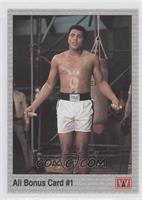 Ali Bonus Card #1