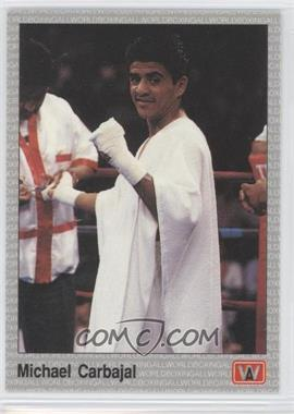 1991 All World Boxing #59 - Michael Carbajal