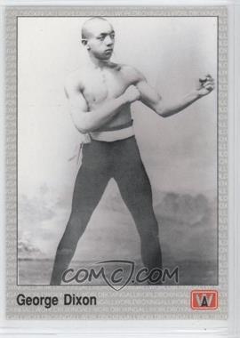 1991 All World Boxing #72 - George Dixon
