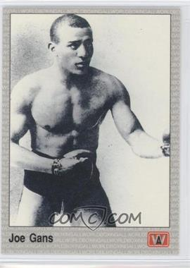 1991 All World Boxing #84 - Joe Gans