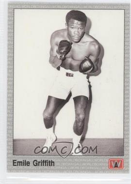 1991 All World Boxing #89 - Emile Griffith