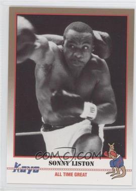 1991 Kayo - [Base] #073 - Sonny Liston